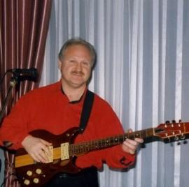 Ilia Yakimovski guitarist singer - Acoustic Guitarist / Vocalist - Skopje, Macedonia