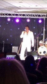 Alan greer - Elvis Tribute Act - Newtownabbey, Northern Ireland