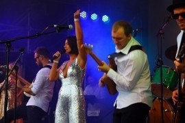 Lucille & the Lightning Soul Train - Soul / Motown Band - Witney, South East
