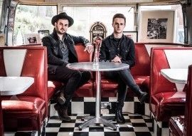 Sweet FA - Foreign Affairs - Duo - Bristol, South West