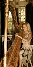 Jessica King-Holford - Harpist - East of England