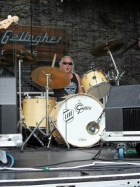 ,dave burgess - Drummer - Chesterfield, East Midlands