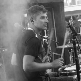 NICK DART - Drummer - Spain, Spain