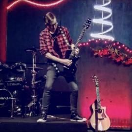 Daniel O'Connor - Acoustic Guitarist / Vocalist - Monroe, Michigan