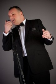 Francis Kelly swing king - Rat Pack Tribute Act - UK, Scotland