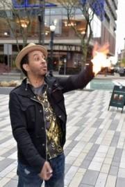 The street mentalist  - Comedy Cabaret Magician - Springfield, Massachusetts