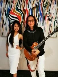 Milanie Nonat Torres - Duo - Malaysia, Malaysia