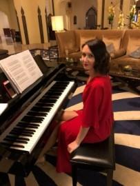 Svitlana Rud - Pianist / Keyboardist -