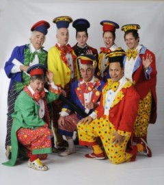 Smartie Artie - Clown - Dunstable, East of England