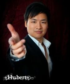 Hubert Yeung - Cabaret Magician - Amsterdam, Netherlands