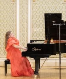 Cristiana Achim - Pianist / Keyboardist - South Kensington, London