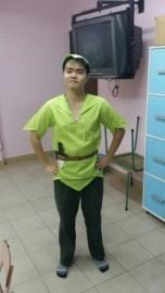 David Wan - Costumed Character - Malaysia