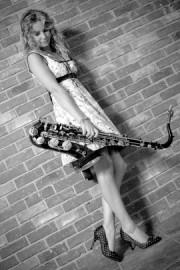Sophie Sax - Saxophonist - Ashbourne, Midlands
