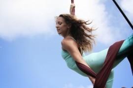 Sara Shults - Aerialist / Acrobat - Hawaii, Alabama
