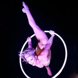 Fallon the Aerial Princess - Aerialist / Acrobat - Raleigh, North Carolina