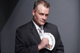 Kevin C. Carr - Close-up Magician - North Plainfield, New Jersey