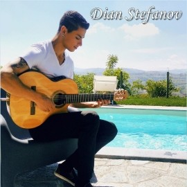 Dian Stefanov - Classical / Spanish Guitarist - Manchester, North West England