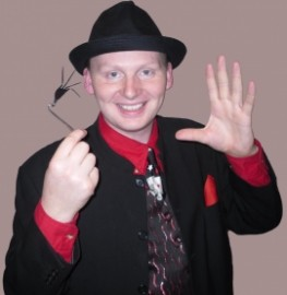 Amazing Stephen - Comedy Magician - Children's / Kid's Magician - Cheshire, North of England