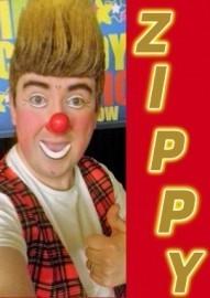 ZIPPY THE CLOWN - Clown - Connaught