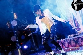 Michael Jackson and Freddie Mercury - Michael Jackson Tribute Act - Russia / Moscow, Russian Federation