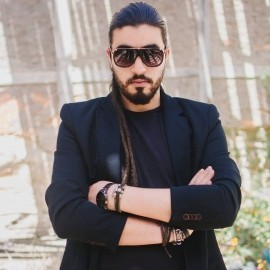 guitariste player (DESDDES) - African Band - Tunisia