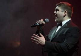 Chris barker  - Male Singer - 01229, North of England