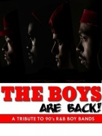 The Boys Are Back! - Song & Dance Act - New York City , New York