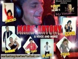Mark-antony On Stage  - Male Singer - Stoke-on-Trent, West Midlands