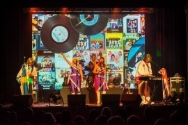 Gimme Gimme ABBA SHOW - Abba Tribute Band - Wakefield, North of England