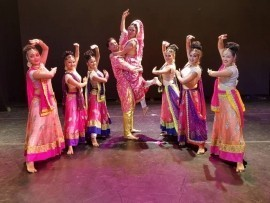 colours of India  - Bollywood Dancer - India