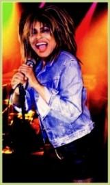 Manouchka  (Tina Turner impersonator)  - Tina Turner Tribute Act - Canada, France
