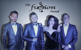 THE FUSION BAND - Cover Band - bogota, Colombia