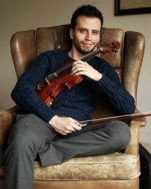 Fabio Jonatas dos Santos - Violinist - Bremen, Germany