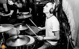 Ostap Sukhotskyi - Drummer - Ukraine, Ukraine