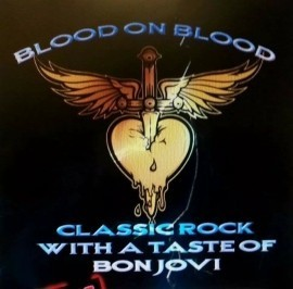 Blood on blood - 80s Tribute Band - South West