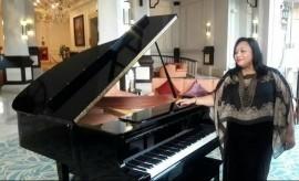 Rain - Pianist / Singer - Manila, Philippines