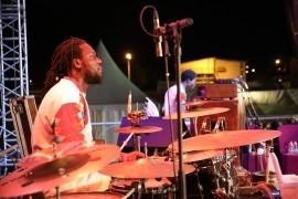 Joel Azia - Drummer - Cote D'Ivoire