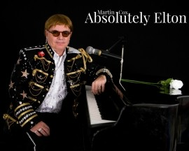 Absolutely Elton - Elton John Tribute Act - England, South West