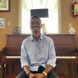 Zammy Oswald Uwakweh - Pianist / Keyboardist - Mayaguez, Puerto rico