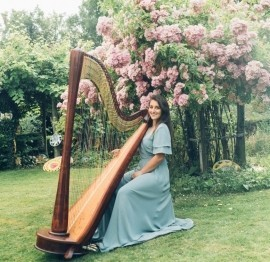 Rachel Horton Kitchlew - Harpist - Reading, South East