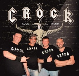CROCK - Rock Band - Aktobe, Kazakhstan