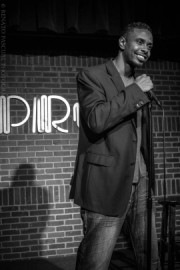Jamario McClain - Clean Stand Up Comedian - Los Angeles, California
