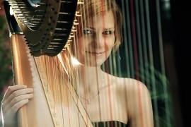 Tomina Parvanova - Harpist - New York City, New York