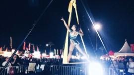 Pamela Kay Macdonald - Custom Aerial Acts - Aerialist / Acrobat - Los Angeles, California