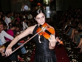 Rachel Somerset - Electric/Classical Violinist - Violinist - Wood Green, London