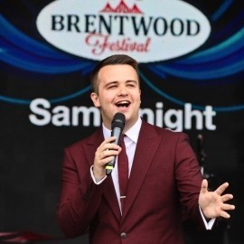 Sam Knight - Male Singer - Beckton, South East