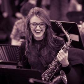 Flick Chilton - Saxophonist - Hackney, London