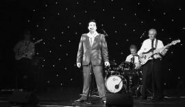 Jared Lee  - Elvis Impersonator - Blackpool, North of England
