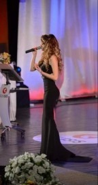 Andreea Olariu - Female Singer - Bucharest Romania, Romania