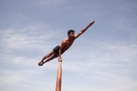 Indian Pole Mallakhamb - Other Speciality Act - India